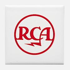 RCA meatball Tile Coaster
