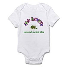 IRS Agent Infant Bodysuit