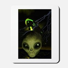 UFO Mothership Mousepad