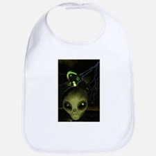 UFO Mothership Bib