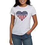I Love America Women's T-Shirt