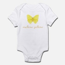 mellow yellow Infant Bodysuit