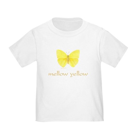 mellow yellow Toddler T-Shirt