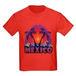 Mexico Kids Dark T-Shirt