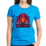 Mexico Women's Dark T-Shirt