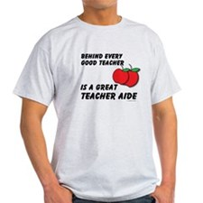 Great Teacher Aide T-Shirt