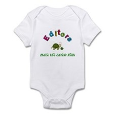 Editor Infant Bodysuit
