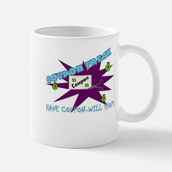 Mug-COUPON FREAK