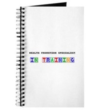 Health Promotion Specialist In Training Journal