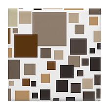 Toffee Tiles Tile Coaster
