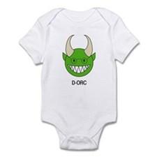 D-ORC Infant Bodysuit