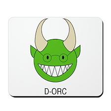 D-ORC Mousepad