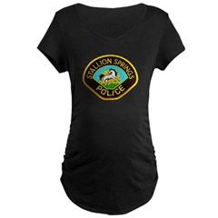 Stallion Springs Police T-Shirt