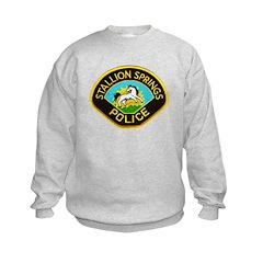 Stallion Springs Police Sweatshirt