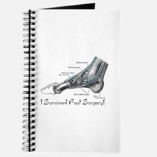 I Survived Foot Surgery! Journal
