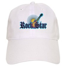 Rock Star Baseball Cap