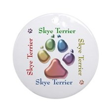 Skye Name2 Ornament (Round)