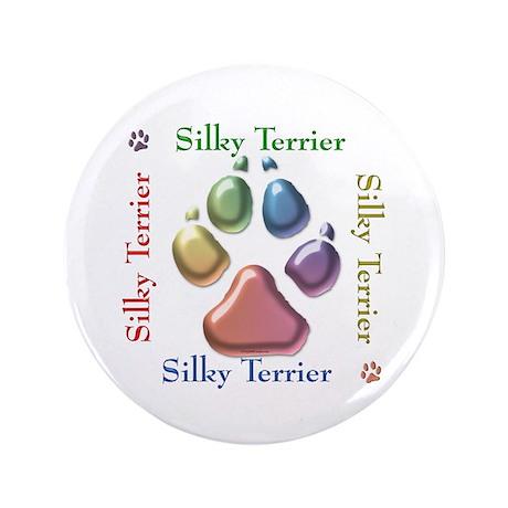 """Silky Name2 3.5"""" Button"""