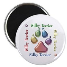 Silky Name2 Magnet