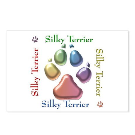 Silky Name2 Postcards (Package of 8)