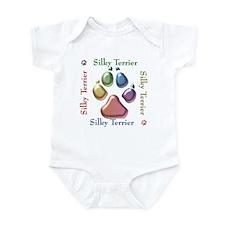 Silky Name2 Infant Bodysuit