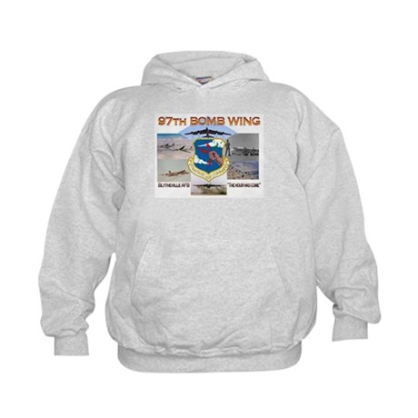 97th - Blytheville AFB Kids Hoodie