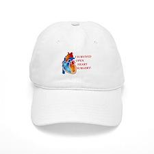 I Survived Heart Surgery! Baseball Cap