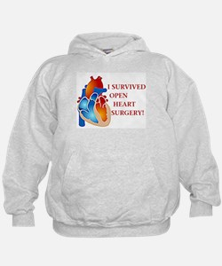 I Survived Heart Surgery! Hoodie