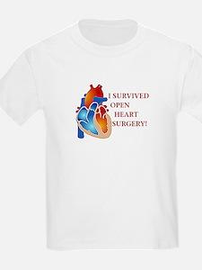 I Survived Heart Surgery! T-Shirt
