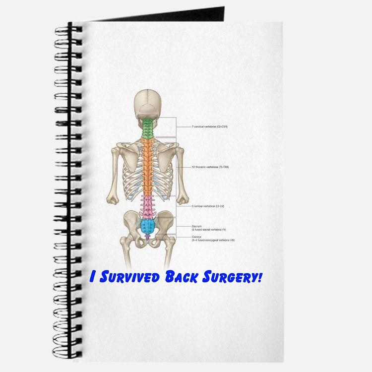 I Survived Back Surgery! Journal