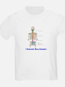 I Survived Back Surgery! T-Shirt