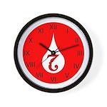 Chirurgeon's Point Wall Clock