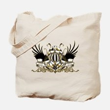 Golden Knight Tote Bag