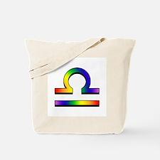 GLBT Libra Tote Bag