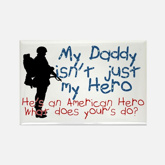 Cute Miltary air force Rectangle Magnet