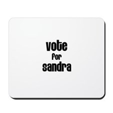 Vote for Sandra Mousepad