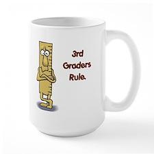 3rd Graders Rule Mug