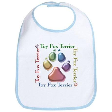 Toy Fox Name2 Bib