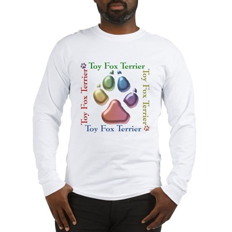 Toy Fox Name2 Long Sleeve T-Shirt