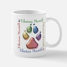 Tibetan Mastiff Name2 Mug