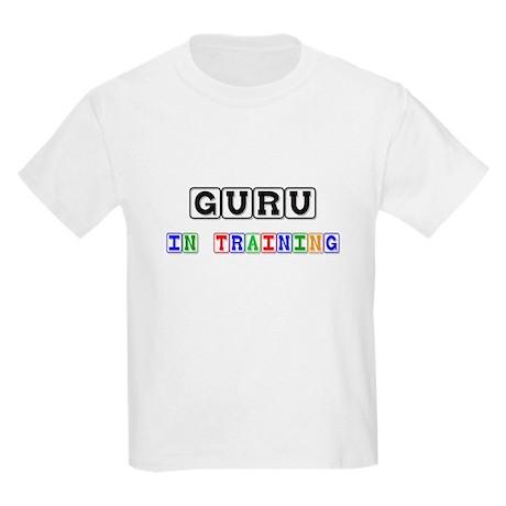 Guru In Training Kids Light T-Shirt