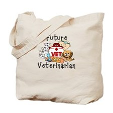 Future Veterinarian Tote Bag