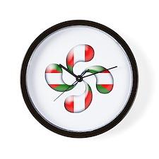 Basque Candy Wall Clock