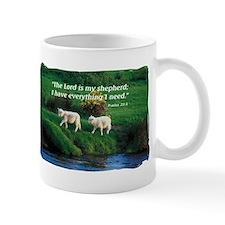 The LORD is my Shepherd Small Mug