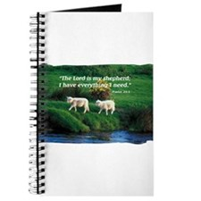 The LORD is my Shepherd Journal