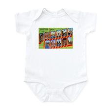 Panama Canal Greetings Infant Bodysuit
