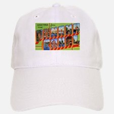 Panama Canal Greetings Baseball Baseball Cap