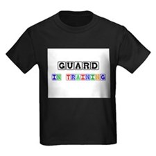 Guard In Training T
