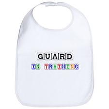 Guard In Training Bib