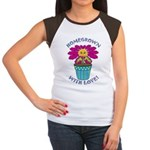 Homegrown with Love Women's Cap Sleeve T-Shirt